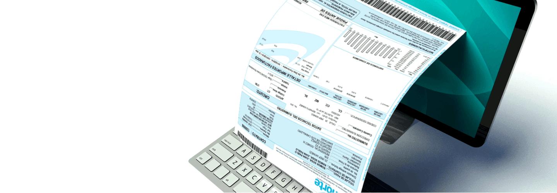 ¡Súmate! Recibe tus facturas por correo electrónico y contribuye con el cuidado del medio ambiente.