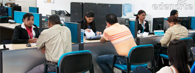 Oficinas comerciales 2 edenorte dominicana for Oficinas comerciales