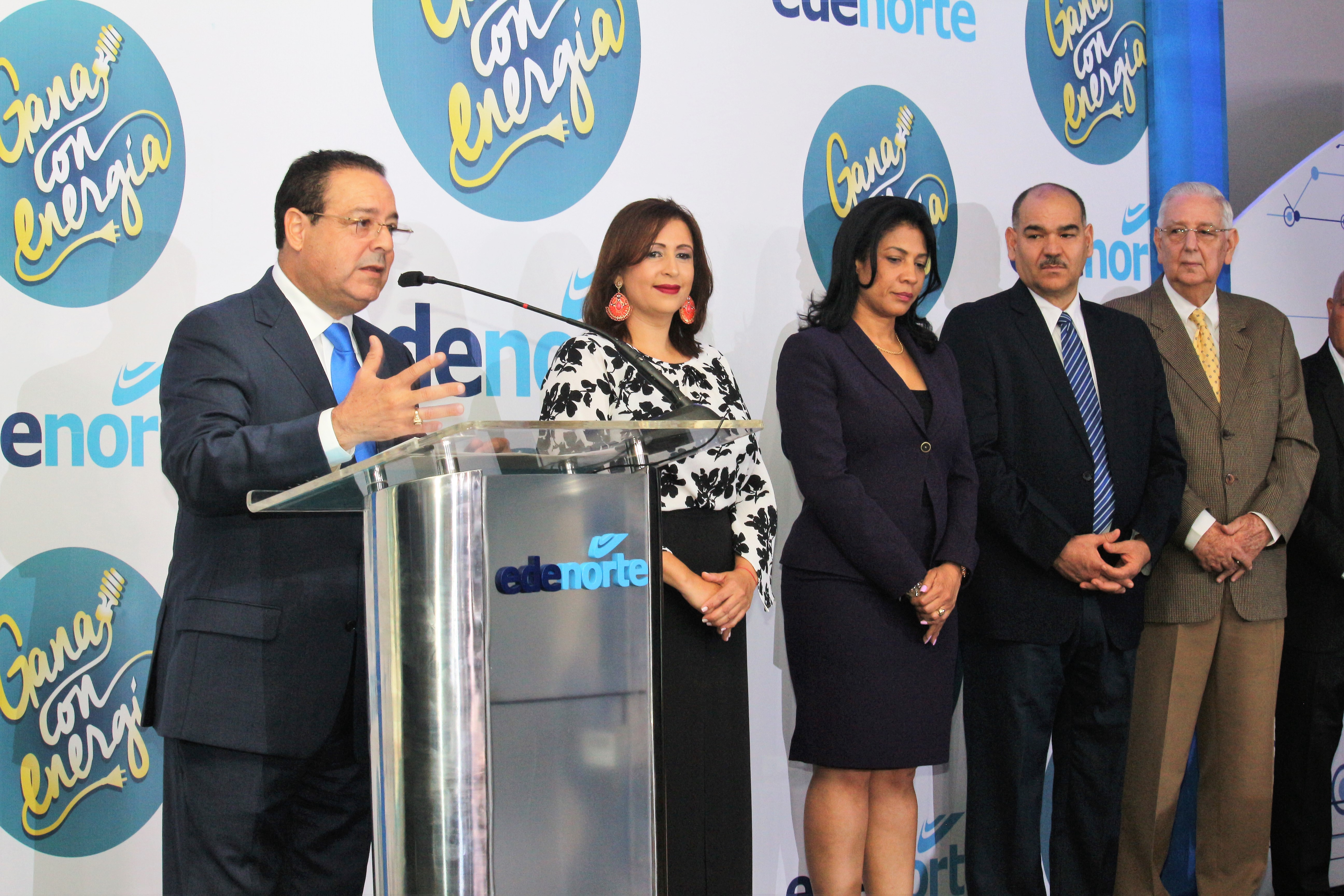 """Ing. Julio C. Correa - campaña de promoción """"Gana con Energía"""""""