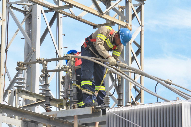 Suspensiones eléctricas por mantenimiento subestación Zona Franca Santiago