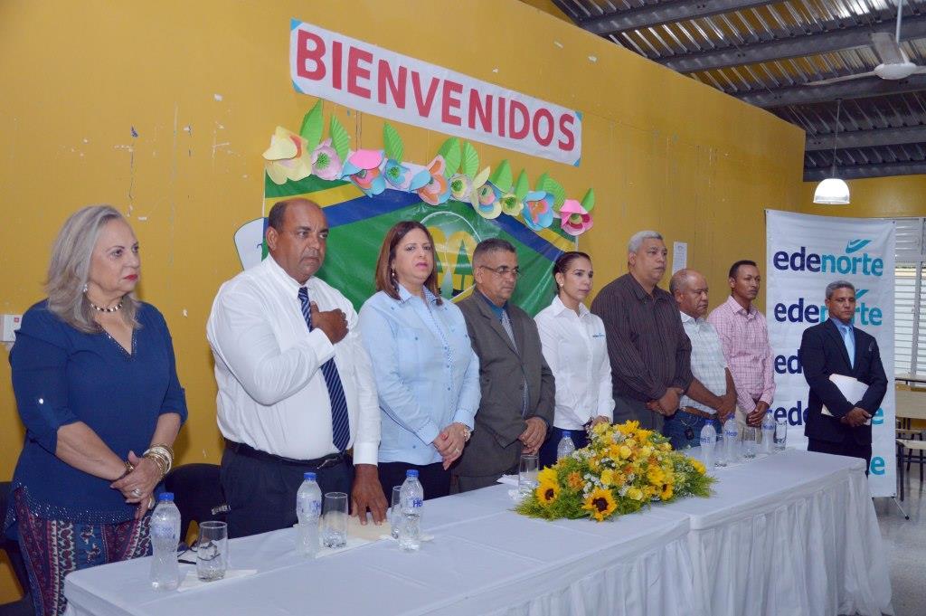 EDENORTE ofrece asistencia a Cooperativa Eléctrica Santiago Oeste (COOPSAO)