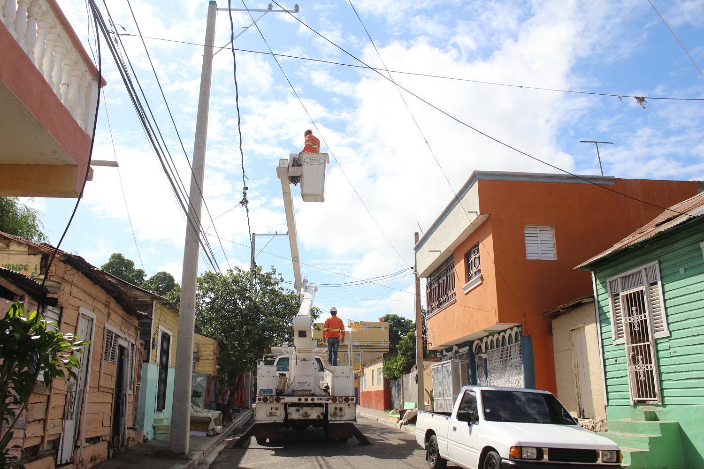 EDENORTE rehabilita redes en Santiago con el financiamiento del OFID