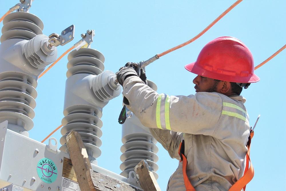EDENORTE informa mantenimiento en subestación de Samaná