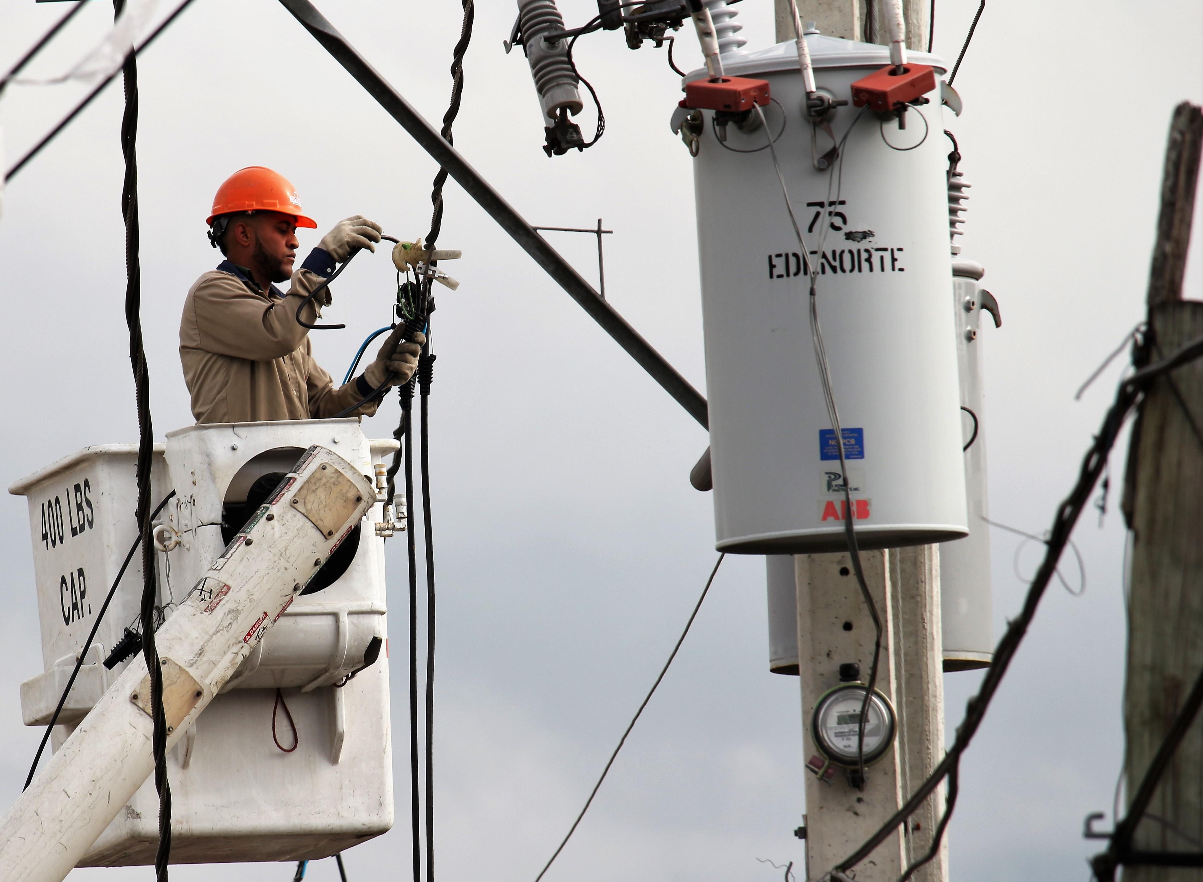 EDENORTE comunica mantenimiento en circuito de Cotuí