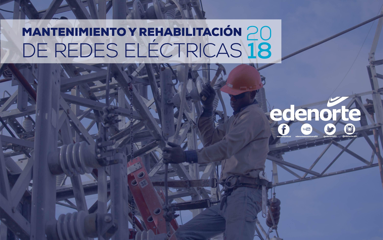 MANTENIMIENTO Y REHABILITACIÓN DE REDES DEL 03 AL 09 DE MARZO, 2018