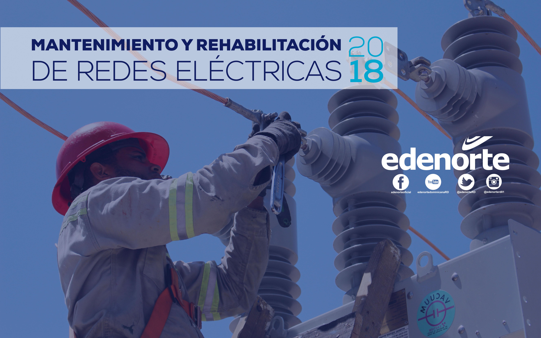 MANTENIMIENTO Y REHABILITACIÓN DE REDES DEL 17 AL 23 DE MARZO, 2018