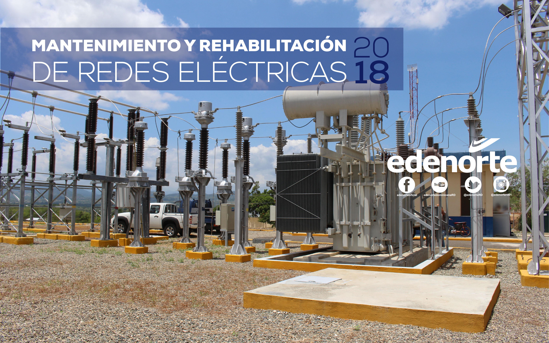 MANTENIMIENTO Y REHABILITACIÓN DE REDES ELÉCTRICAS
