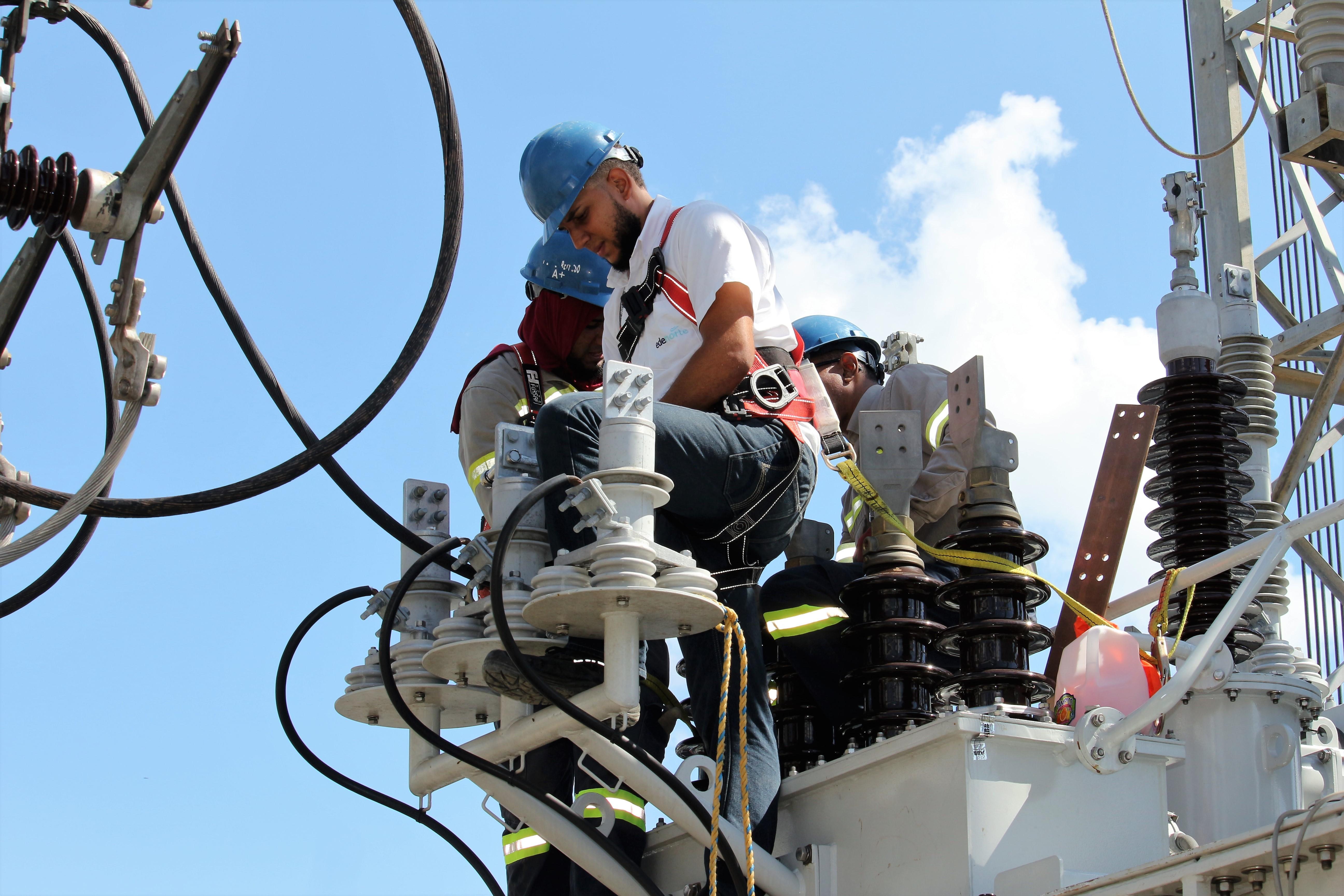 EDENORTE anuncia trabajos mantenimiento subestación Montecristi