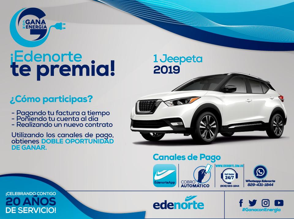 """BASES GENERALES Campaña de Promoción """"Gana con Energía, 6ta. Versión, 2019"""""""