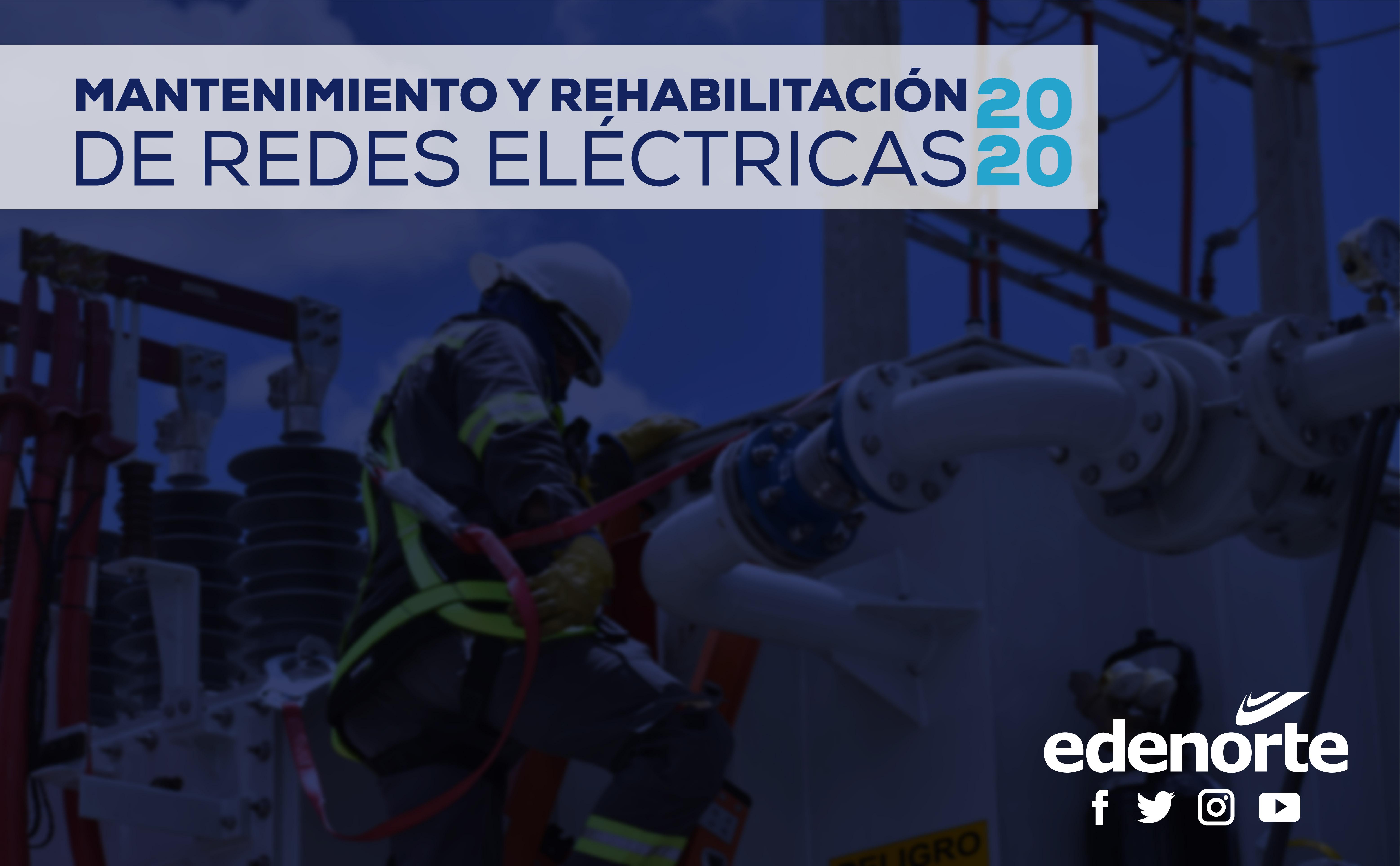 Programa de Mantenimiento de Redes EDENORTE