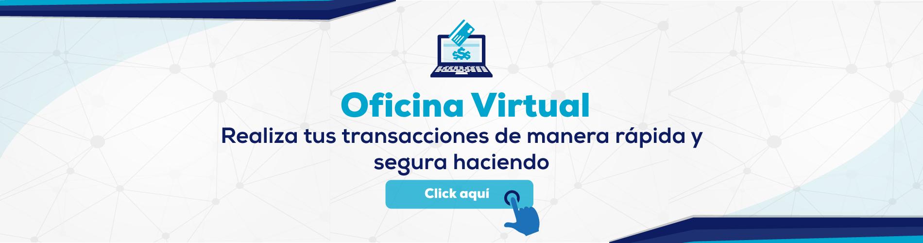 Banner Oficina Virtual EDENORTE