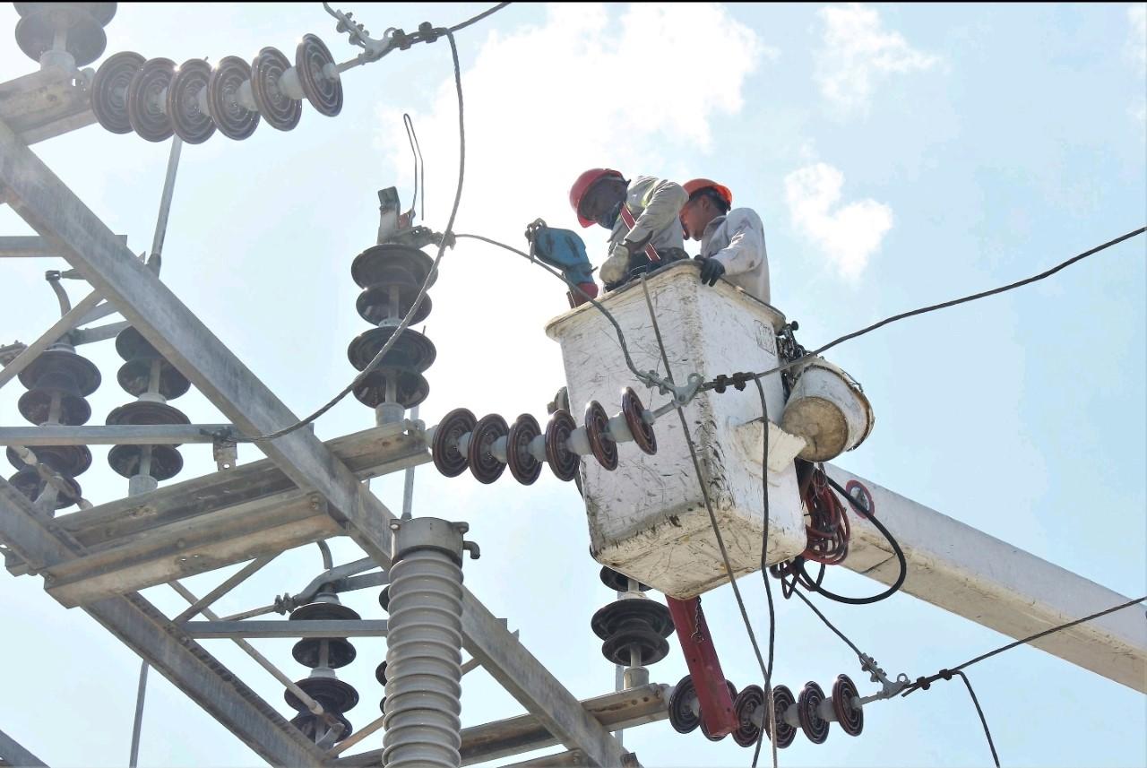 EDENORTE informa trabajos mantenimiento en subestación de Sosúa