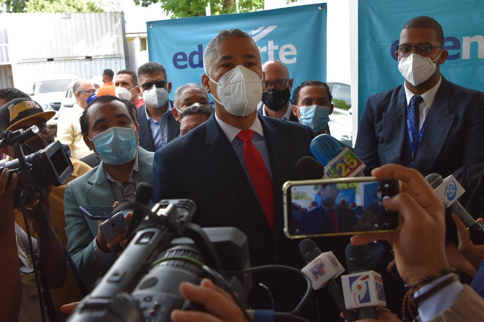 Ingeniero Andrés Cueto dice suspensiones son por disminución de generación eléctrica