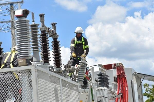 EDENORTE anuncia incremento de capacidad en subestación de Villa Vásquez