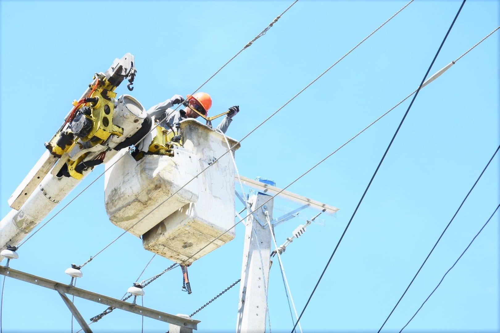 NDP Sectores La Vega sin energía este lunes por trabajos de EDENORTE