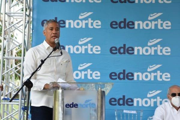 EDENORTE electrifica comunidades del municipio Partido, provincia Dajabón