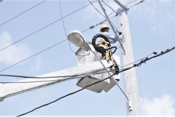EDENORTE continúa trabajos rehabilitación de redes en Nagua