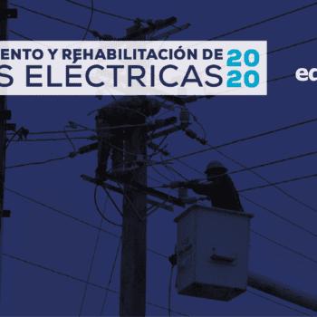 Programa de mantenimiento de redes Edenorte, del del 5 al 11 de diciembre 202