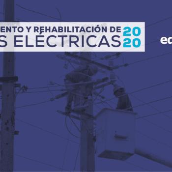 Programa de mantenimiento de redes Edenorte, del 12 al 18 de diciembre 2020