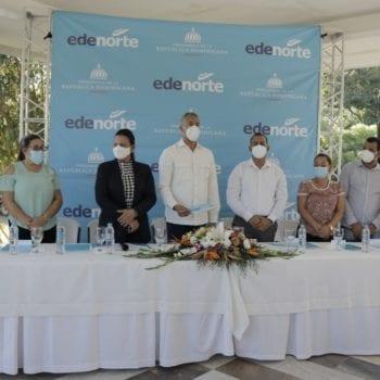 Edenorte inicia rehabilitación de redes en Monte La Jagua, Moca