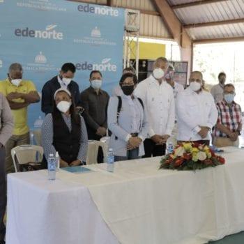 Comienza rehabilitación de redes en Las Matas de Santa Cruz