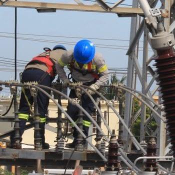 Informan mantenimiento línea La Vega-Constanza
