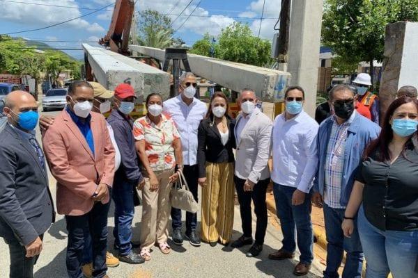 Edenorte anuncia instalará conductor en Maimón, Bonao