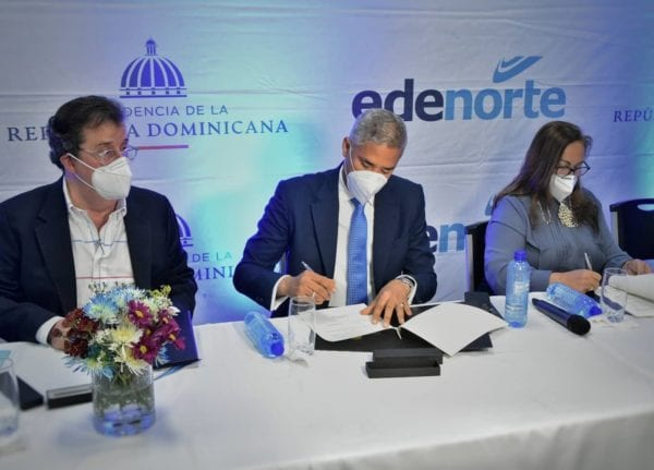 Gerente general de Edenorte cita logros y proyecciones de la empresa