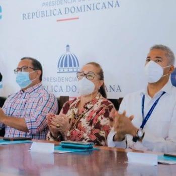 Edenorte rehabilita redes en varias comunidades de Santiago