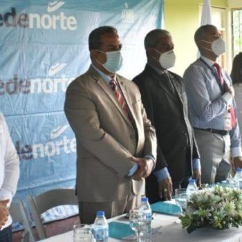 Edenorte inicia rehabilitación de redes y alumbrado en Baitoa, Santiago