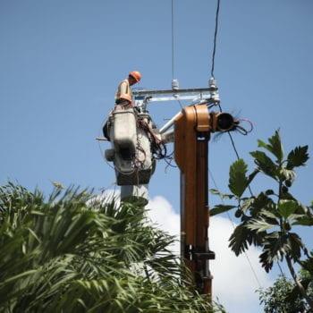 Edenorte informa mantenimiento en comunidades de La Vega