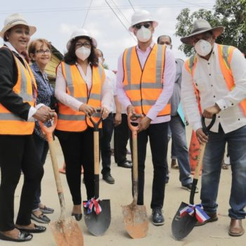 Edenorte inicia proyecto para mejorar servicio en Los Miches, Dajabón