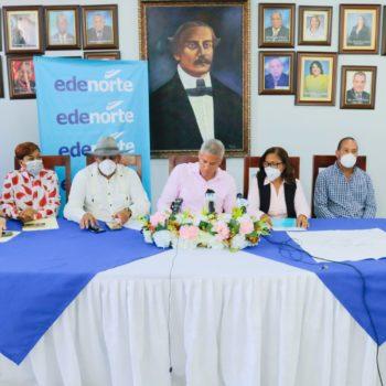 Edenorte anuncia proyecto de rehabilitación en CODEVI