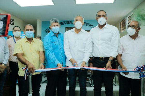 Edenorte entrega extensión de redes en Juan López, Moca