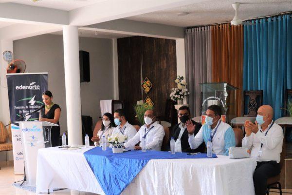 Edenorte y Comités de Seguimiento firman Pactos Sociales