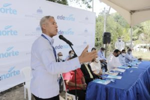 Edenorte concluye primera etapa de amplio proyecto de rehabilitación en Puerto Plata